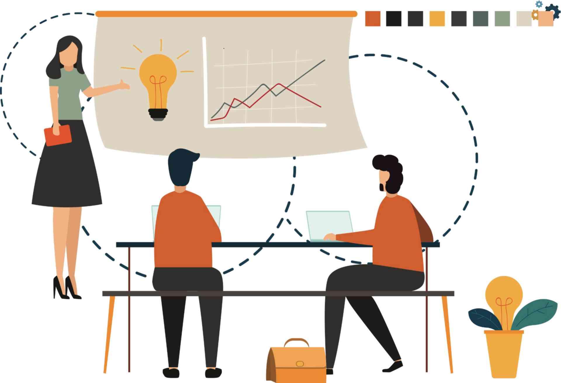 Corsi di comunicazione per le aziende - Formazione Promuovere